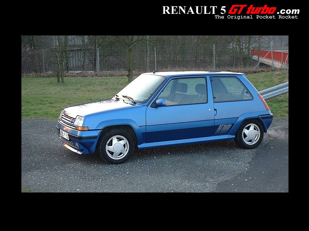 1986 renault 5 gt turbo related infomation specifications weili automotive network. Black Bedroom Furniture Sets. Home Design Ideas