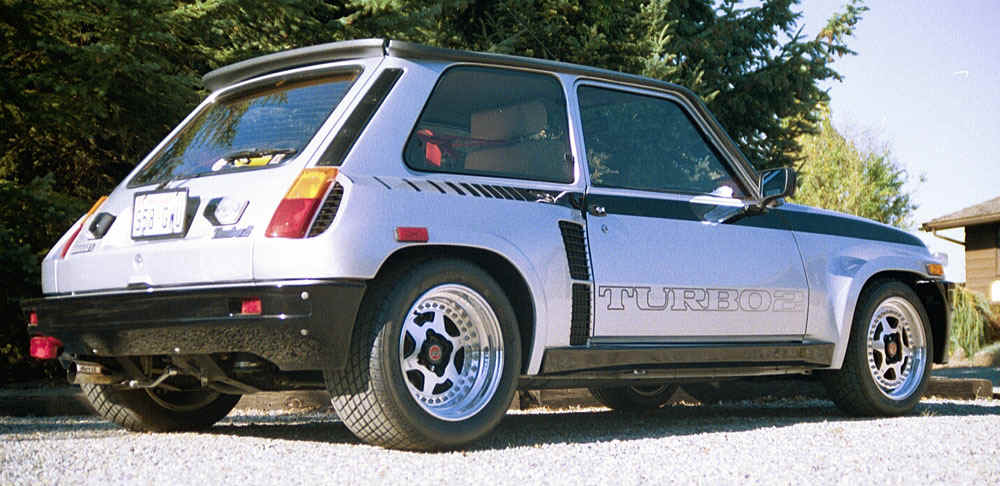 free amazing hd wallpapers renault 5 turbo 2 for sale. Black Bedroom Furniture Sets. Home Design Ideas