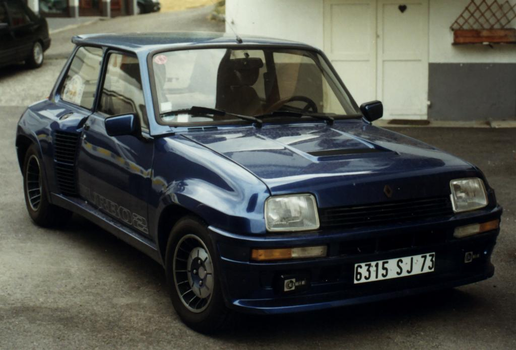 Before the GT Turbo came the original Mk 1 Renault 5